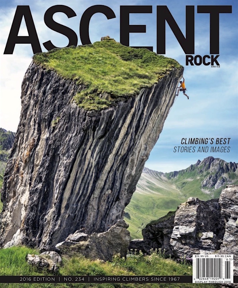 Rock & Ice Ascent Magazine