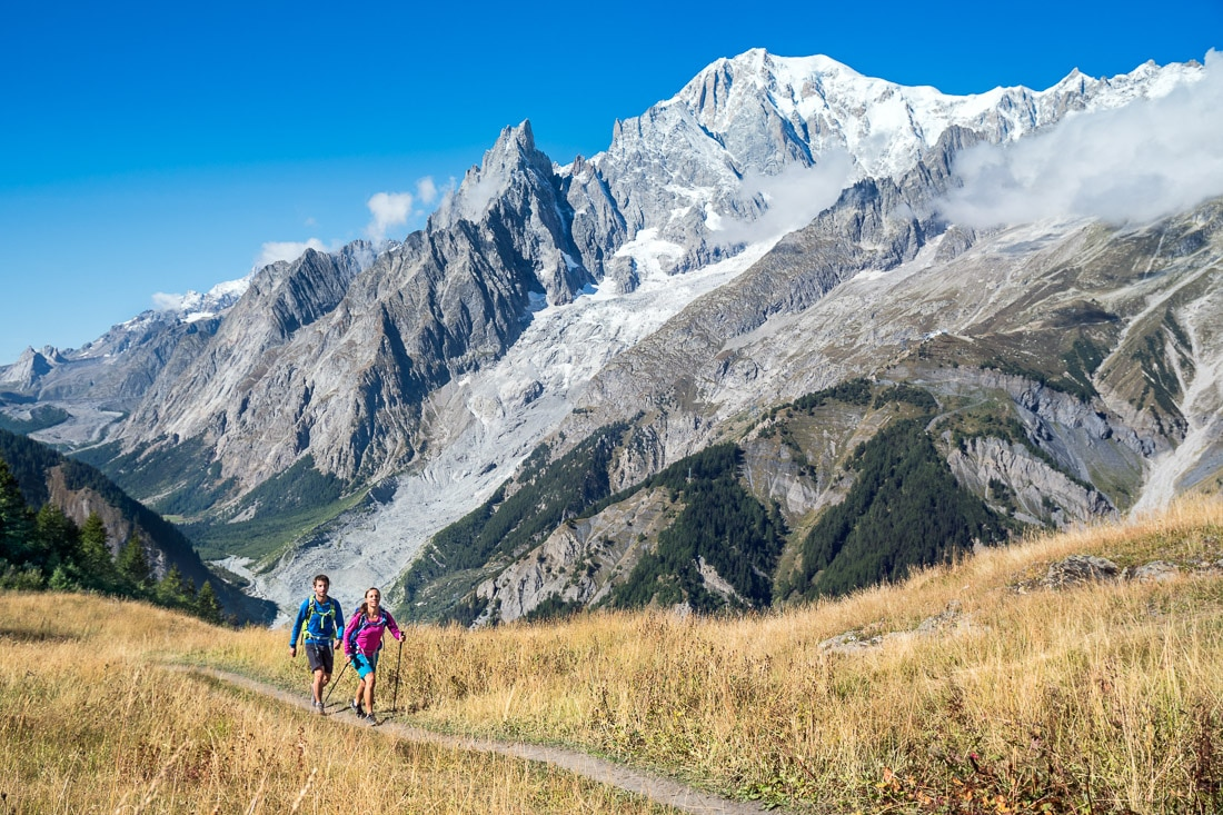 Tour of Mont Blanc hike