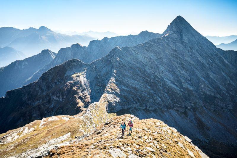 Hiking the Ticino Via Alta Verzasca