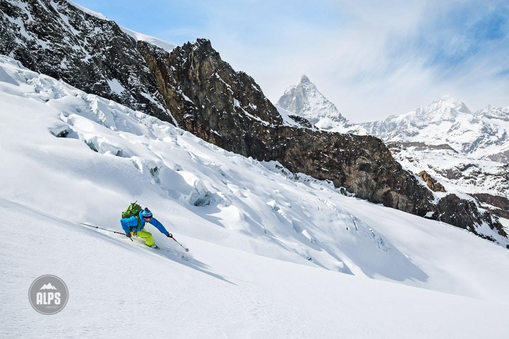 Ski touring Schwarztor