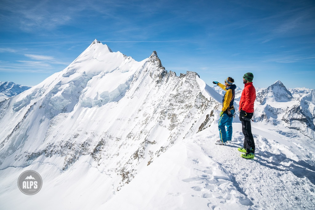 Ski touring Bishorn