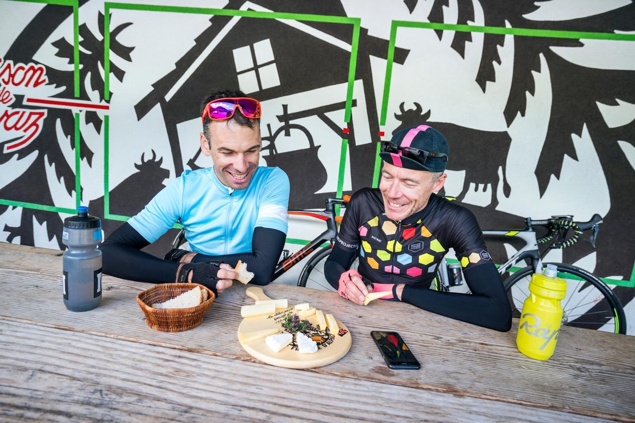 Alpes Vaudoises cycling