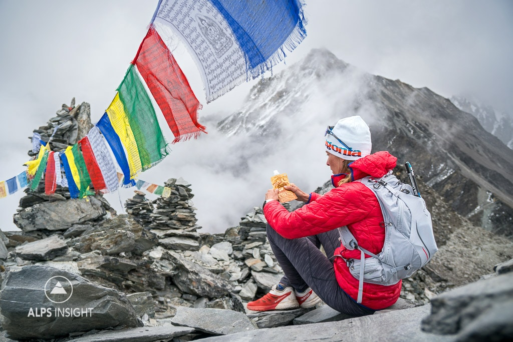 Trail Butter in Nepal
