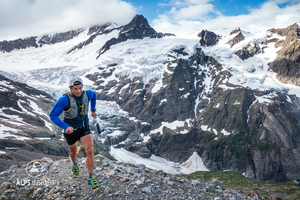 Trail running in Switzerland's Jungfrau Region