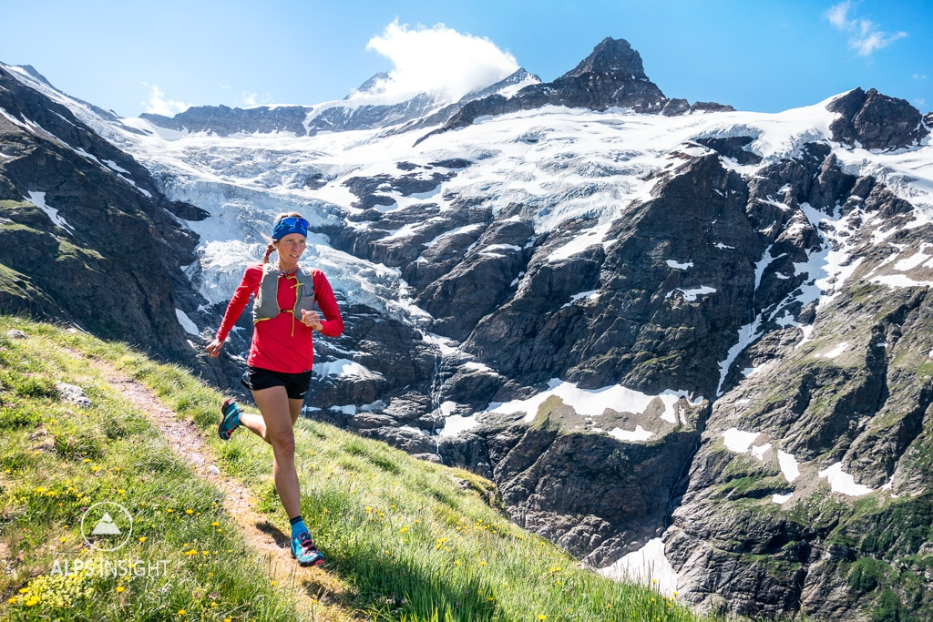 Trail running in Switzerland's Jungfrau Region