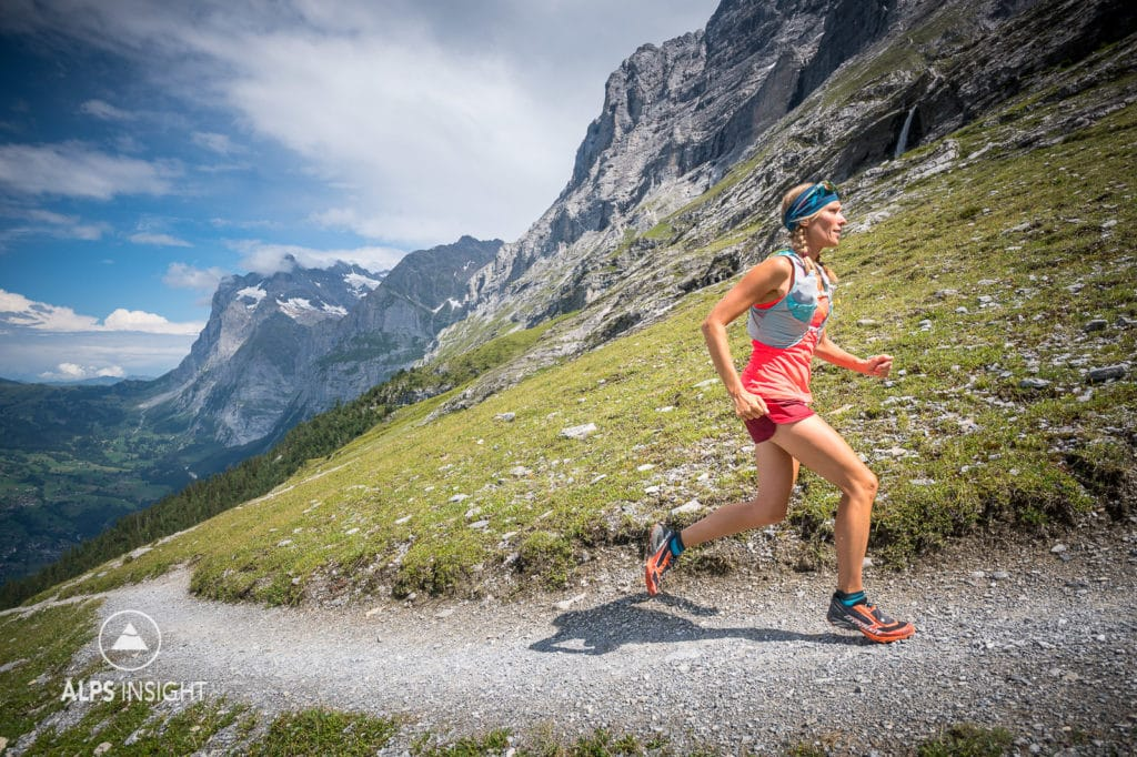 trail running Grindelwald