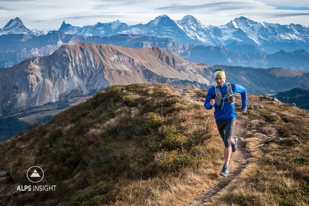 Dan Patitucci trail running