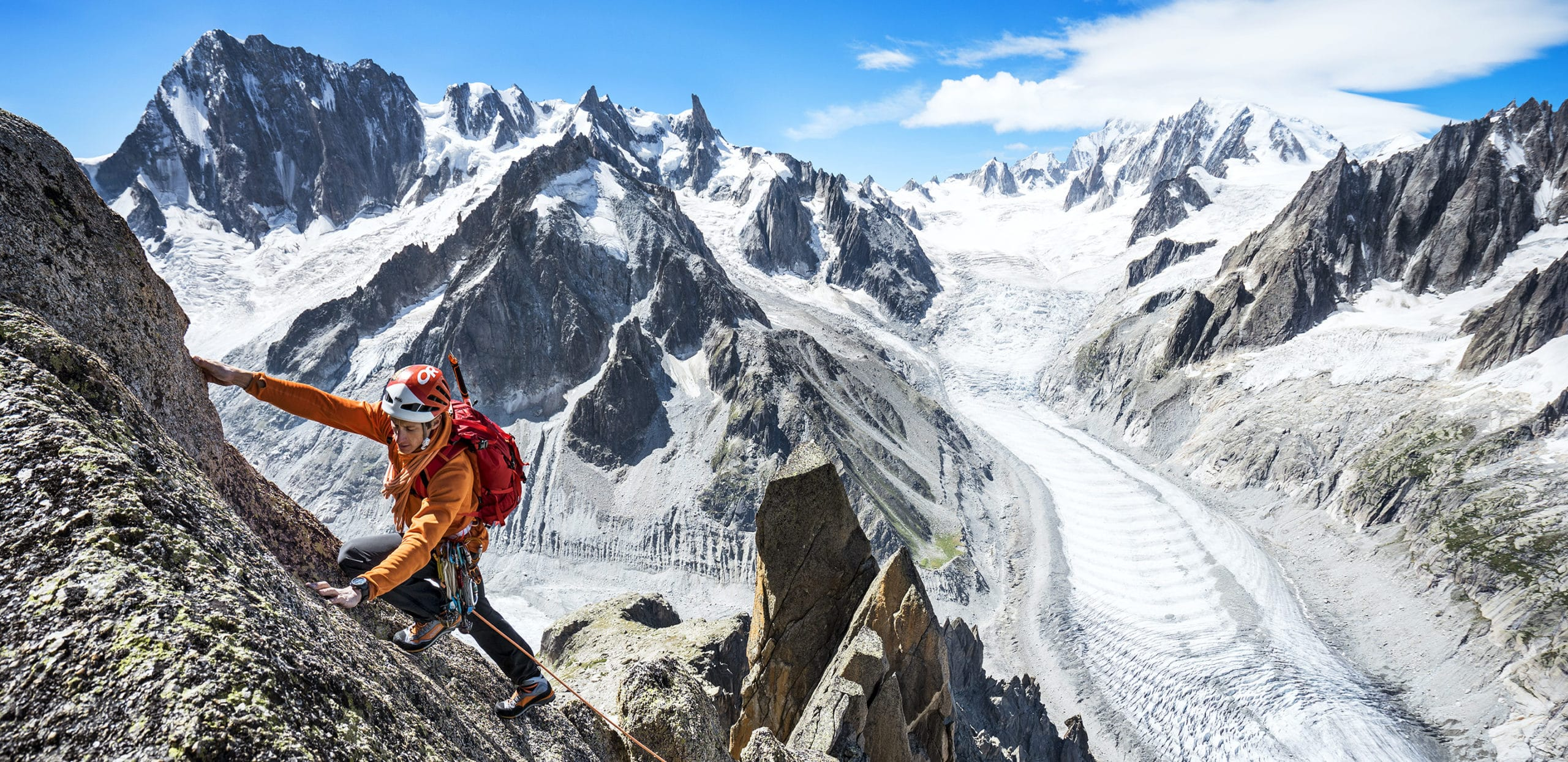 Alpine climbing & information and education for the Alps