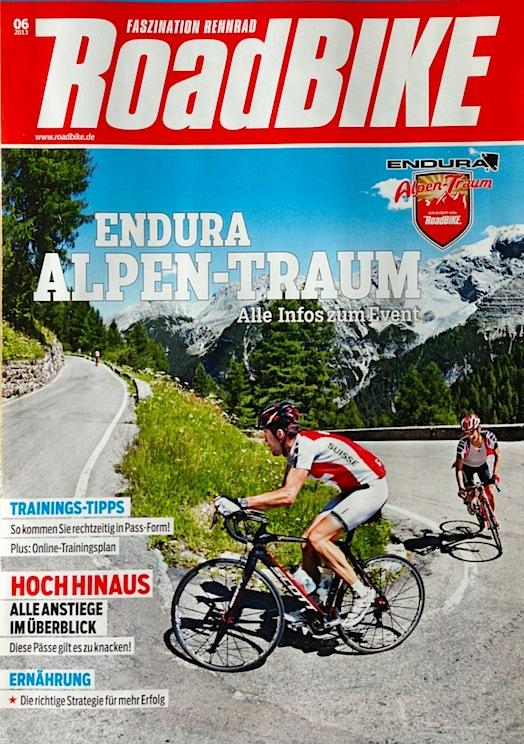 RoadBIKE Magazin cover
